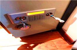 分享电子保险柜开锁常见故障及解决方法