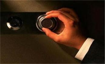 茭塘开修换玻璃门锁-安装指纹锁