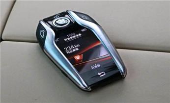 广外开汽车门锁-配遥控智能钥匙
