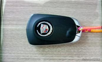 西安上门开锁-双龙配遥控智能钥匙