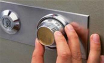 汕头保险箱柜开锁维修换锁-修改电子指纹智能密码
