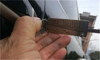思贤开卷帘门-挂锁钥匙-车控门-车库门锁