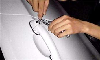 桥福开修换防盗门锁-改装各种指纹锁