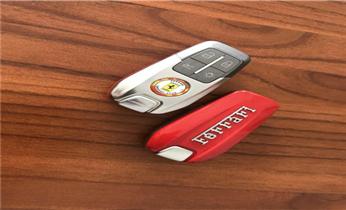 珠光开汽车尾箱锁-配遥控智能钥匙电话