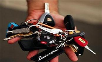 茭塘开修换木门铁门-安装指纹锁