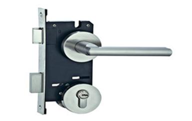 石龙没带钥匙怎么开锁-卧室门反锁开锁图解