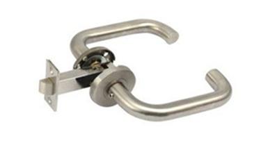 疏附电子门禁系统接线原理安装详解图-磁力锁安装示意图