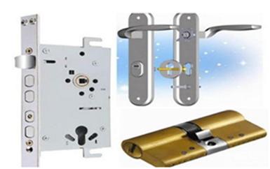 莞城怎么开防盗门锁用铁丝最简单的方法-专用万能工具钥匙