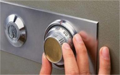 佛山钥匙丢了如何打开保险柜-两个钥匙开锁步骤