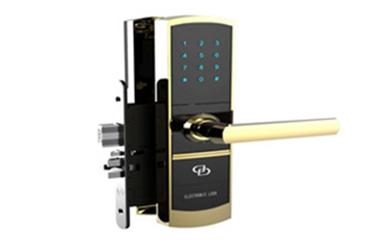顺德指纹锁安装教程步骤-安装平台师傅很简单