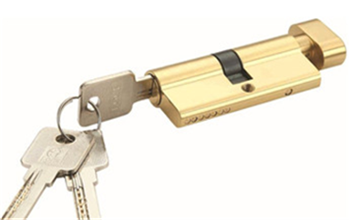 常平电子门禁系统接线原理安装详解图-磁力锁安装示意图