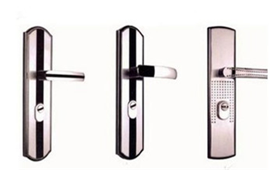 四会指纹锁安装教程步骤-安装平台师傅很简单