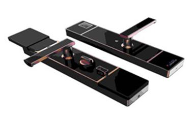 龙川电子门禁系统接线原理安装详解图-磁力锁安装示意图