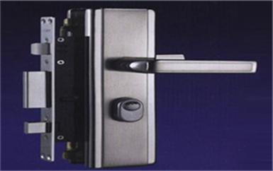 清城防盗门开锁最简单手法技巧图解-开锁多少钱