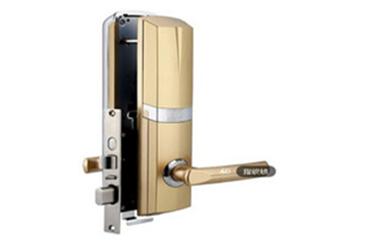 化州保险柜的圆孔钥匙丢了怎么办-电子保险柜开锁步骤图